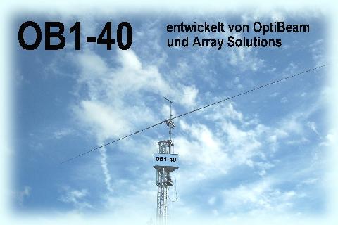 OPTIBEAM   OB1-40 Rotary Dipol 40m