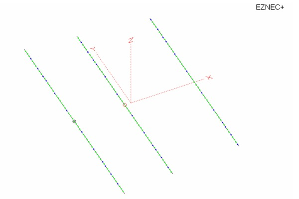 OPTIBEAM   OB3-30 3 Element Yagi 30m